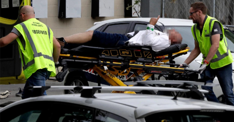 Mosque Shooting Live Stream Pinterest: Live Coverage Of New Zealand Mosque Shooting