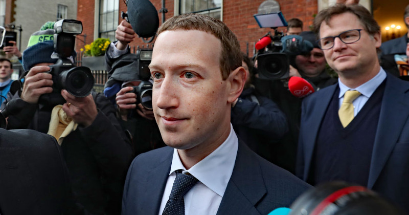 Image for Facebook 'Unintentionally Uploaded' 1.5 Million Users' Email Contacts Without Permission