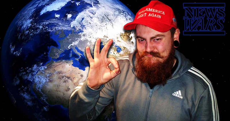 Image for POWERFUL! Count Dankula Issues Emergency Warning To The Planet!
