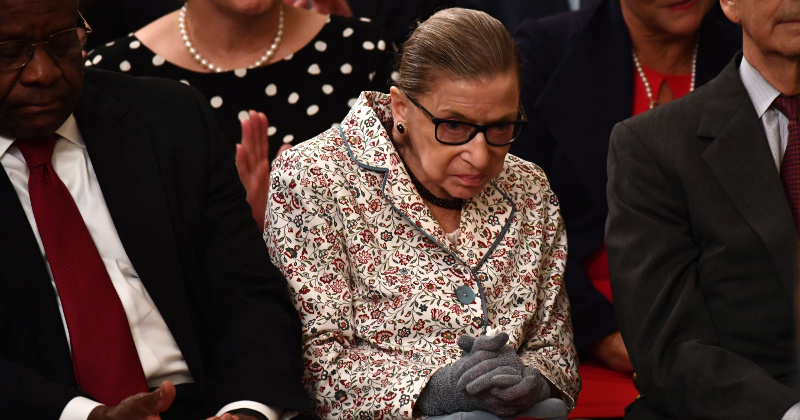 Image for Watch Live: With RBG Gone, A Ruthless Fight Awaits America
