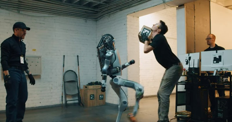 Image for Viral CGI Video Shows Robot Rebelling, Violently Attacking its Creators