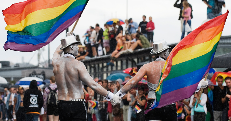 Image for Swedish Gay Pride Boss, Foreign Ministry Official Allegedly Groom 'Teenage Boy'