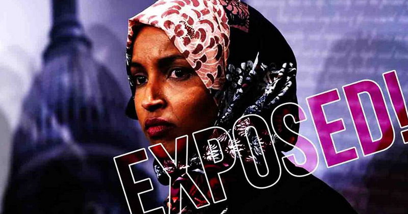 Image for Ilhan Omar Hates Native-Born Americans
