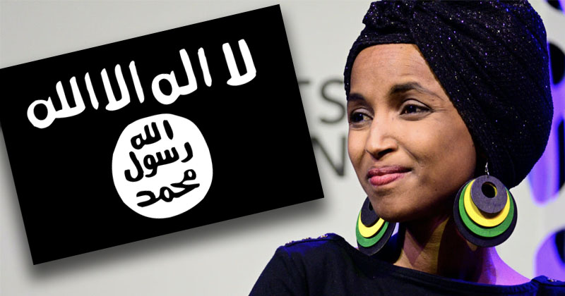 Image for Flashback: Ilhan Omar Begs Judge To Show Mercy To ISIS Terrorists