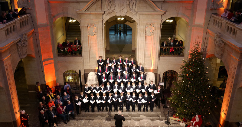 Image for Girl Sues 500-Year-Old Boys' Choir For 'Gender Bias,' Loses