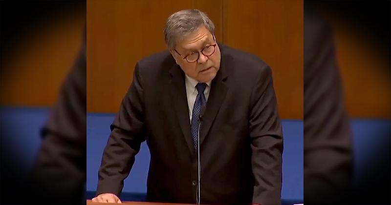 Image for Watch AG Barr's Full Notre Dame Speech