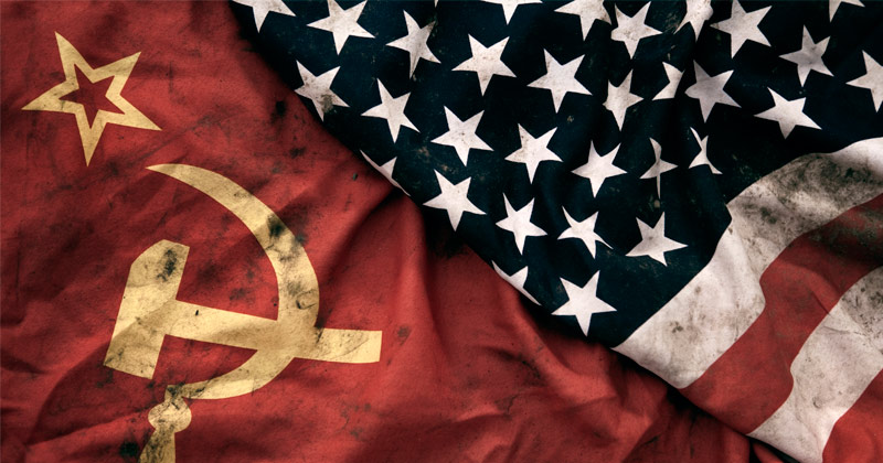 Image for The West Was Never Really an Enemy of Soviet Communism