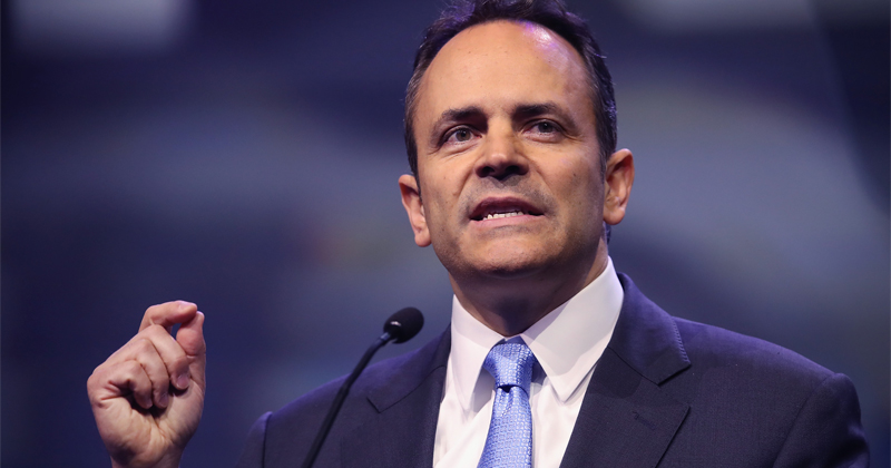 Image for Kentucky Governor Holds Press Conference on Election Fraud
