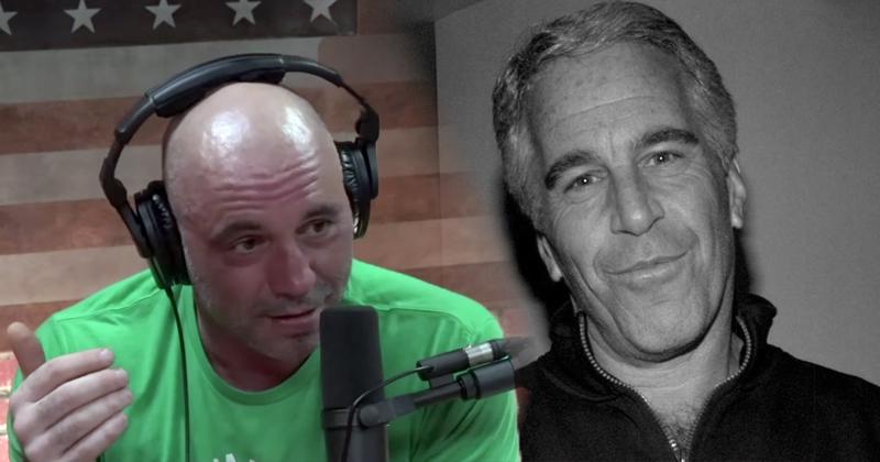 Image for Joe Rogan: Jeffrey Epstein Didn't Kill Himself