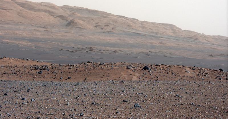 Image for NASA Working on Finding Practical Mars Landing Sites
