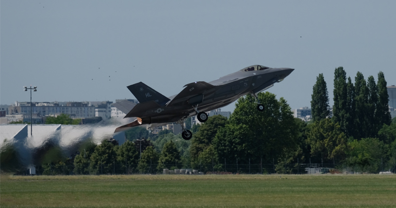 Image for Poland Buying Over 30 F-35s From US