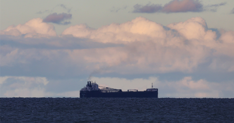 Image for International Trade on US Great Lakes in Jeopardy
