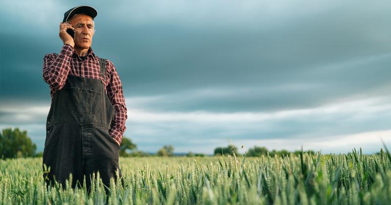 "Image for Pence Slams Bloomberg With Paul Harvey ""Farmers"" Speech"
