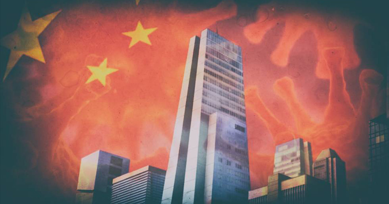 Image for China Controls The World Health Organization