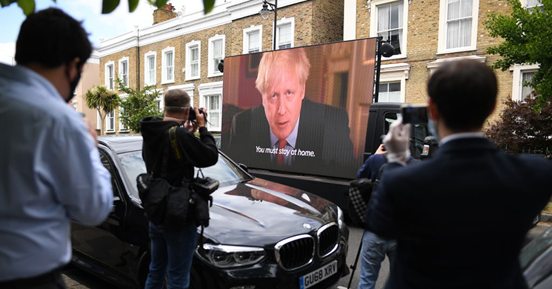Image for #BooForBoris: British Left Organises Anti-Johnson Two Minutes Hate