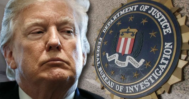 Image for Ex-Top FBI Official: FBI  investigated Trump Campaign Without Justification, New Docs Confirm