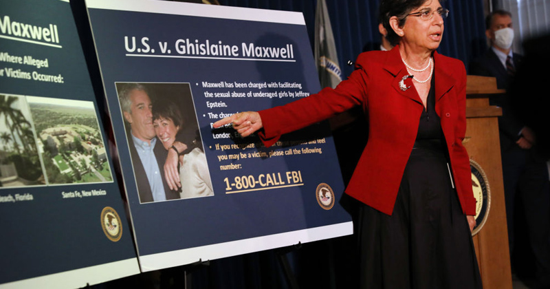 Image for Ghislaine Maxwell Is Not About To Kill Herself: Watch Live