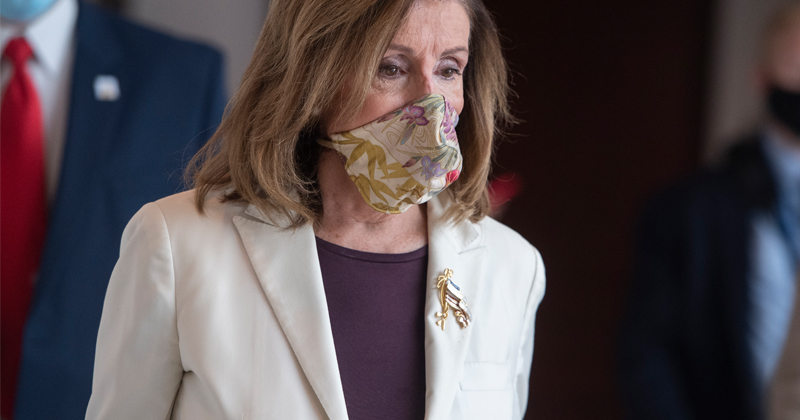 Image for Pelosi Slams Short-Term Extension of Unemployment Insurance