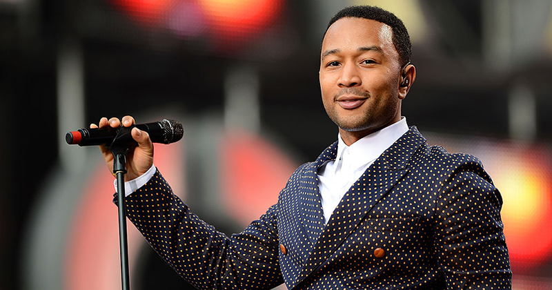 Image for John Legend Threatens To 'Leave Country' If Trump Reelected – After Buying $17.5 Million LA Mansion This Month