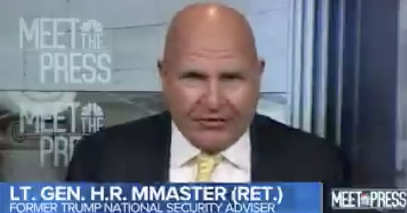 Image for 'Military Will Have No Role in Transition': Ex-Trump National Security Adviser Rejects Left's Coup Fantasy