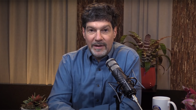 Image for Then they came for the LEFT? Facebook 'mistakenly' deletes account of biologist & Big Tech critic Bret Weinstein