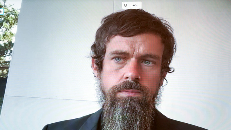 Image for Video: Twitter's Dorsey Admits Censorship Mob-Rule Is Used On Platform