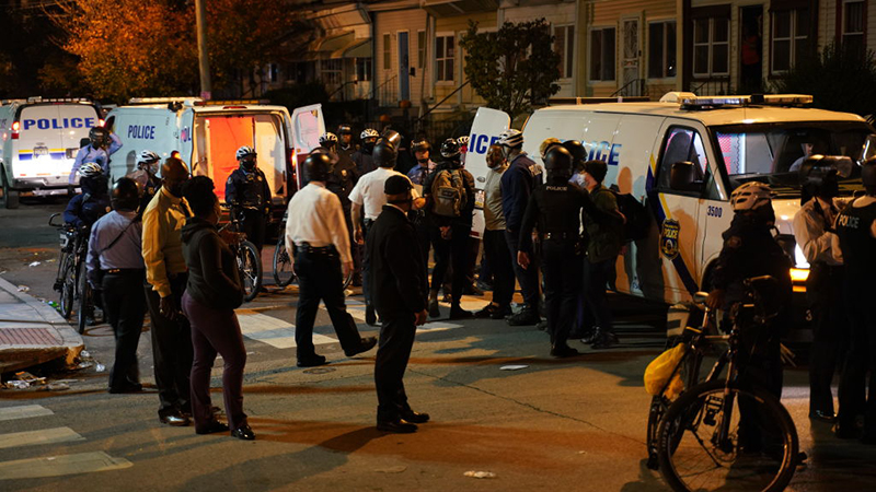 Image for Van Full Of Explosives Discovered In Philly On Third Night Of Rioting