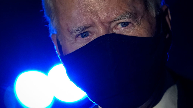 """Image for Biden Slammed For Saying Best Way To Beat Coronavirus Is To """"Wear A Mask All The Time"""""""