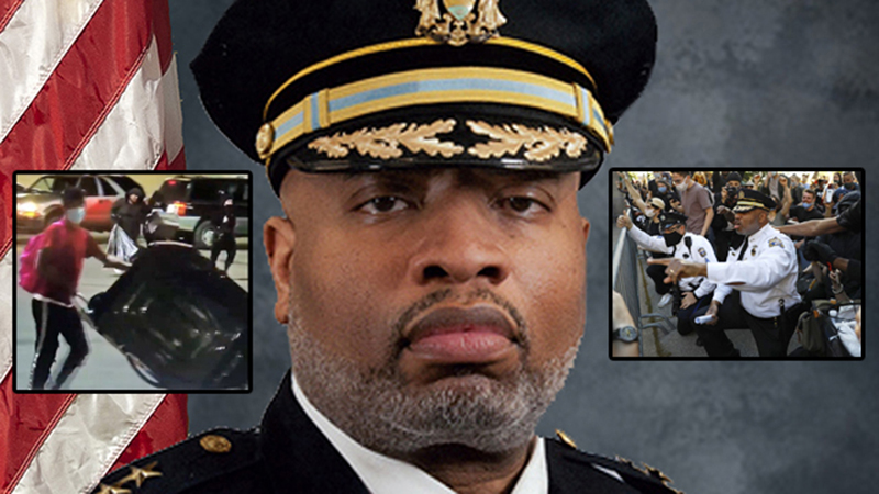 Image for Philly Police Were 'Ordered Not to Arrest Looters' by Deputy Police Commissioner Who Took A Knee For BLM