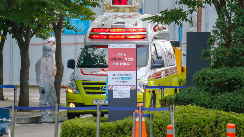 Image for South Korea Investigating 30 Deaths Linked to Flu Shots