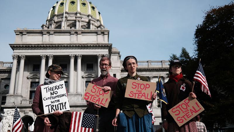 Image for Pennsylvania GOP Legislature Seeks to Reclaim Power to Appoint Electors