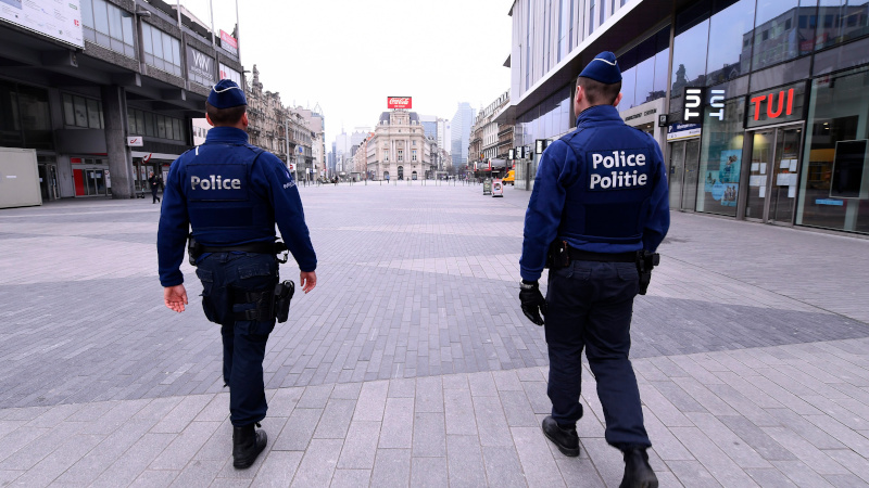 Image for Moroccan Family Attacks Belgian Police After Teen Headbutts Officer