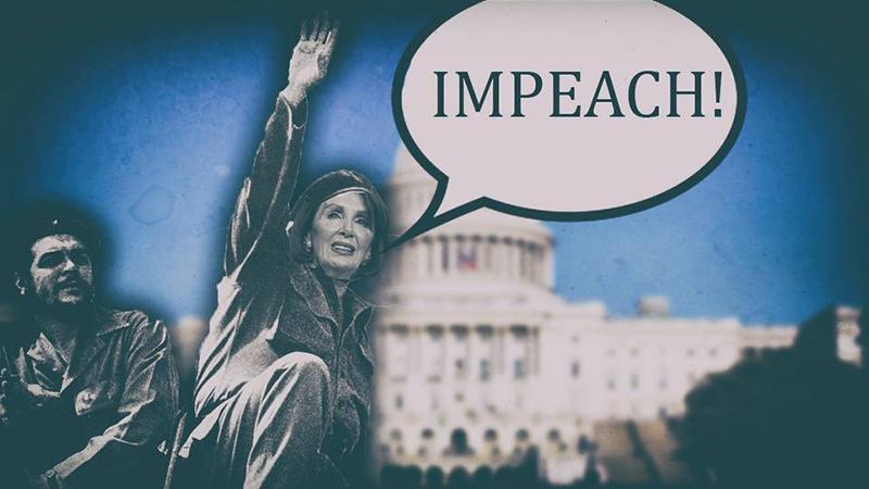 Image for Pelosi Foments Civil War In Congress