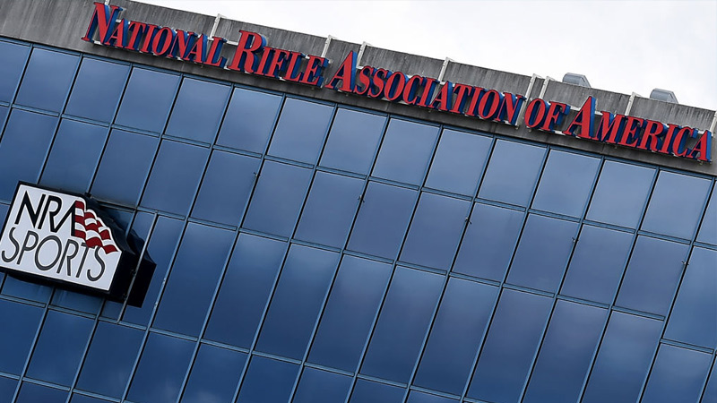 """Image for NRA Files For Bankruptcy, """"Dumps"""" New York, Will Reincorporate In Texas"""