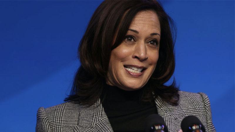 Image for Kamala Harris Set to Resign Senate Seat — Report