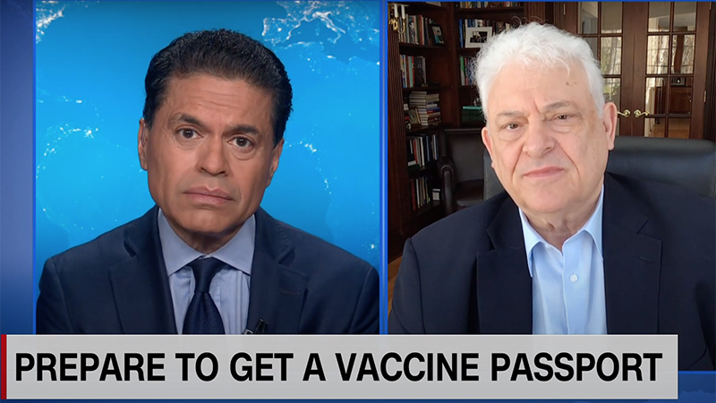 Image for Video: 'Ethics' Prof. Says Americans Will Take Vaccine In Exchange For Return Of Freedom
