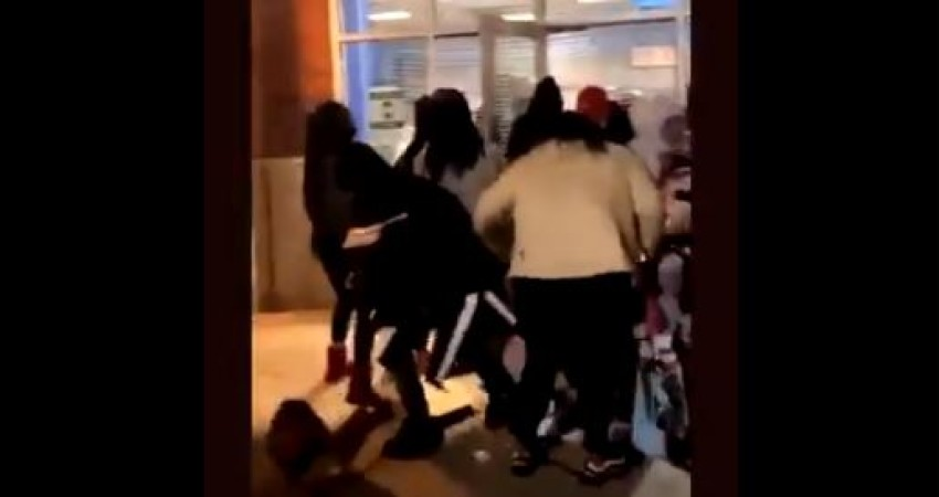 Image for Footlocker Looted Again Despite $200 Million in Donations to BLM Causes