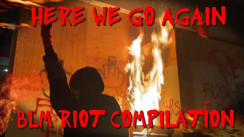 Image for Here We Go Again! BLM Riot Compilation (April 2021)