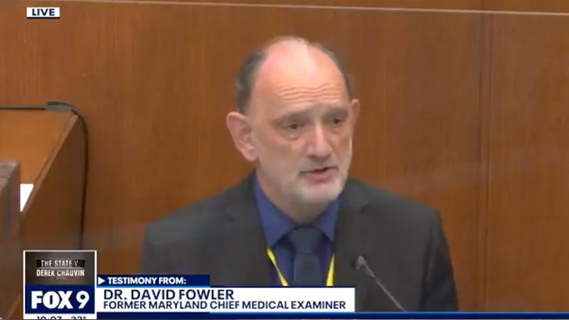 Image for BREAKING: Medical Expert Testifies George Floyd Had Heart Arrhythmia Provoked By Fentanyl, Meth Overdose, Car Exhaust
