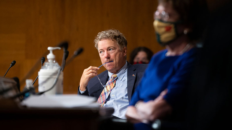 """Image for Rand Paul: Fauci Is A """"Petty Tyrant"""""""