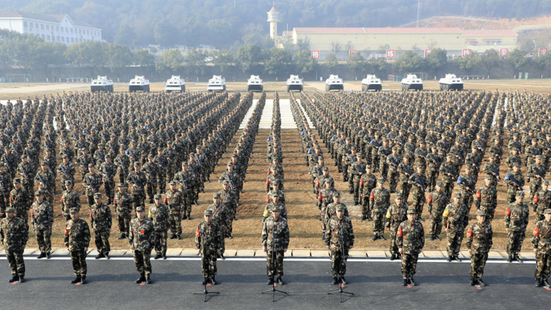 Image for 'High Likelihood' of War with China, Says Top Australian General in Leaked Briefing