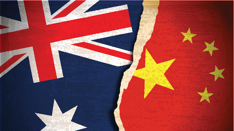 """Image for China """"Indefinitely"""" Suspends Economic Dialogue With Australia as Relations Continue To Deteriorate"""