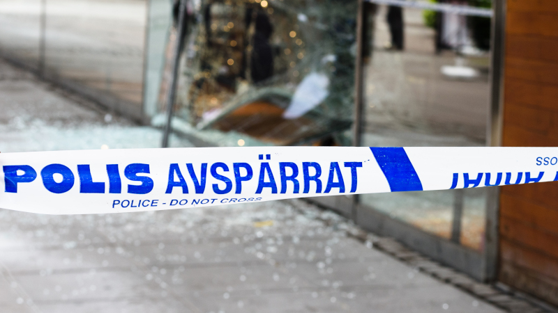 Image for Swedish City Rocked by Three Bombings in 40 Minutes