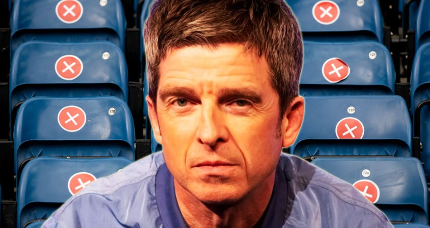 Image for Noel Gallagher: Woke Culture & Lockdowns Are Destroying a Generation