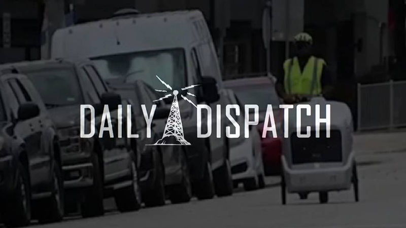 Image for Delivery Robots Hit The Streets, Biden Blacks Out In Latest Press Conference & Heat Wave To Set Records Amid AC Shortage