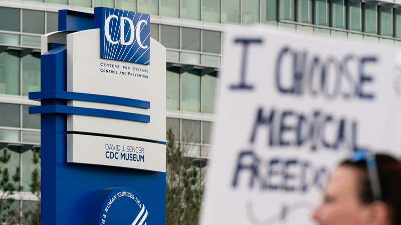 CDC Officially Announces Covid Internment Camp Plans: Watch Live