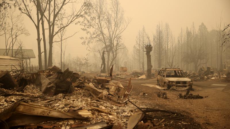Former College Professor Arrested for Setting Fires Near Massive California Blaze – NewsWars