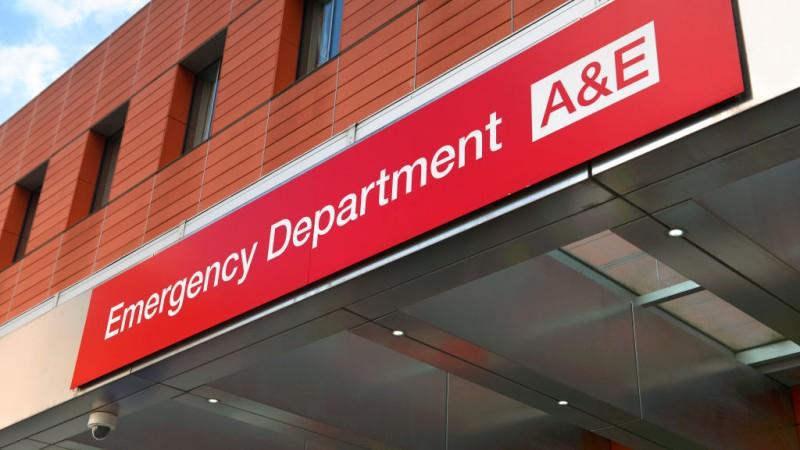 Image for Almost a Quarter of COVID Patients in England Are Being Treated For Something Else