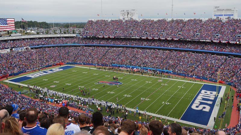 Unvaccinated Buffalo Bills Fans To Be Banned From Home Games – NewsWars