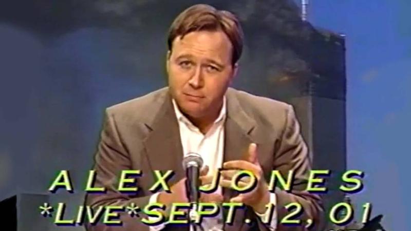 Censored By YouTube In 2021! Alex Jones Exposes 9/11 Inside Job Sept. 12, 2001 – NewsWars